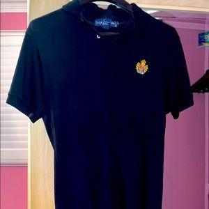 NWOT Men's Ralph Lauren Crest Logo Polo Sz M
